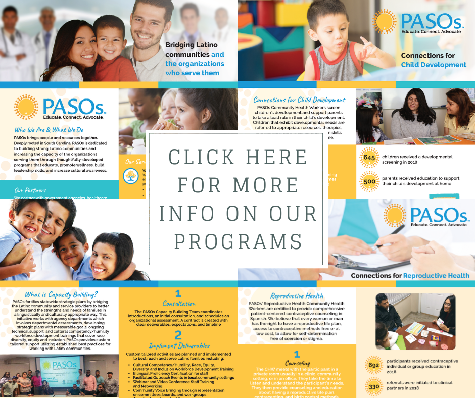 Clickable image that links to PASOs information brochure
